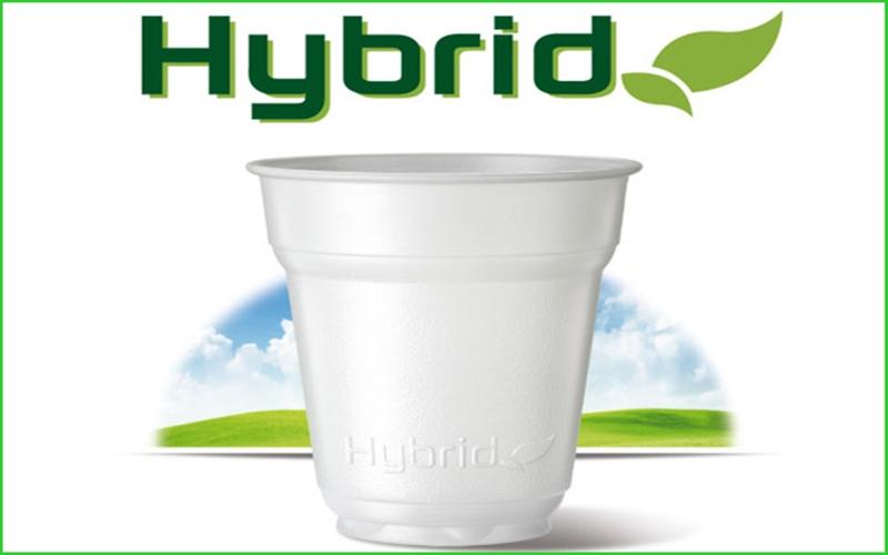 HYBRID-CUP: IL BICCHIERE CHE RISPETTA L'AMBIENTE